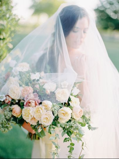 Spring wild flowers and garden roses. Photo: Shannon Elizabeth