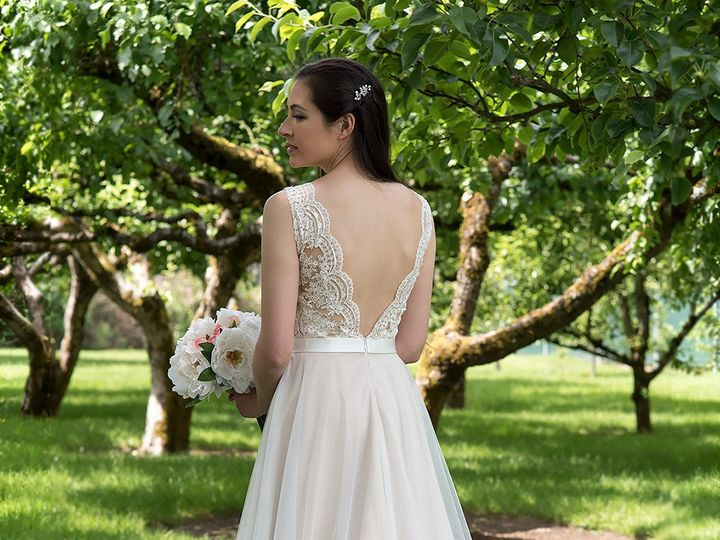 Tmx 1467144225189 Wedding Dress 4010 Back Issaquah, WA wedding dress