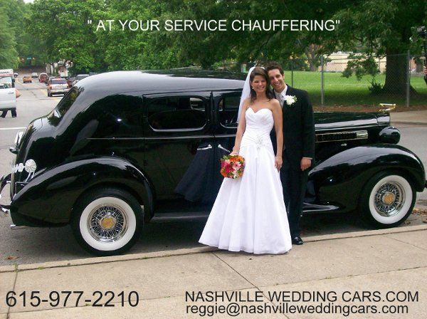 """NASHVILLE WEDDING CARS"""
