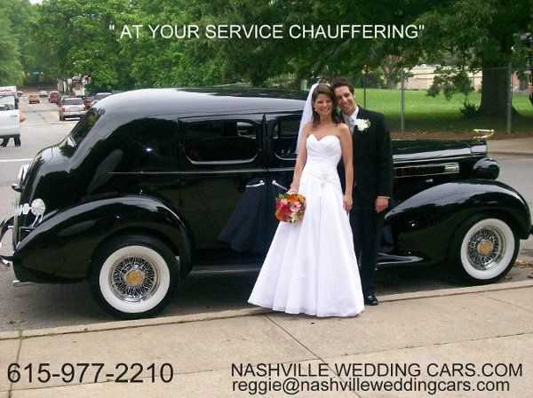 """NASHVILLE WEDDING CARS"""
