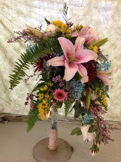 Seahorse florist boutique flowers jacksonville beach