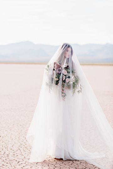 las vegas wedding styled shoot las vegas desert st