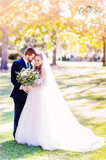 ashton josh wedding litchfield plantation wedding