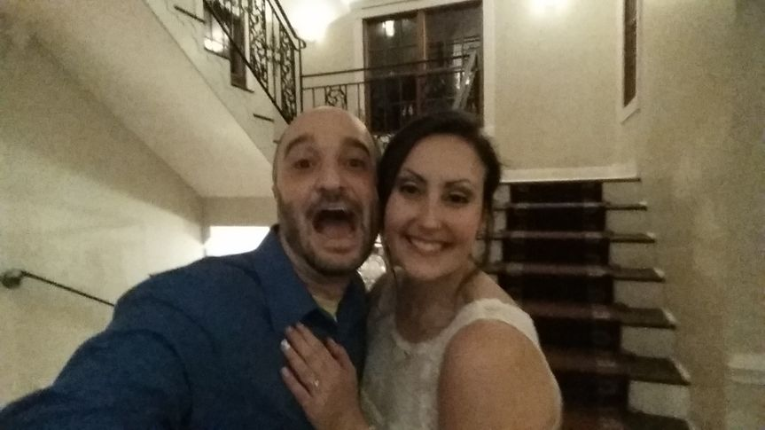 We didn't know each other before her wedding, now it feels like we're best buds!  Thanks for having...