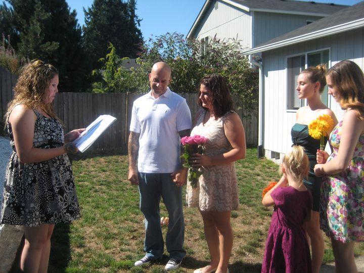 Tmx 1414815819644 Img3509 Tacoma wedding officiant