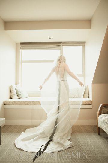 Bridal photo