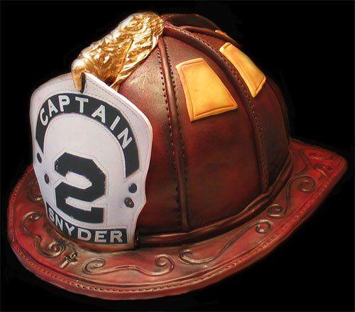 Groom - Fire Helmet