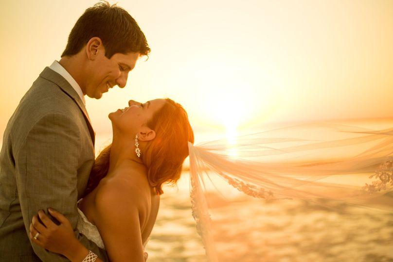 b37d09bd707eae40 Sunset beach tampa wedding 1 of 1