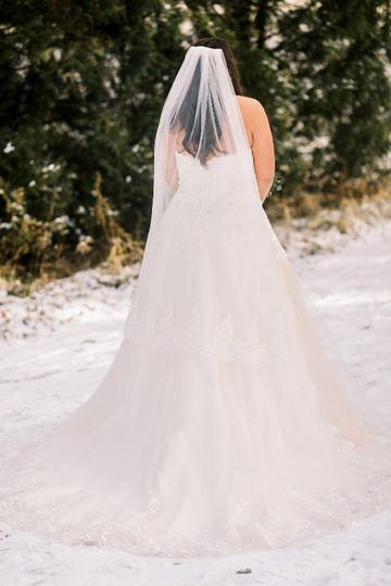 Custom veils