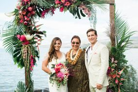 Hawaii-Big Island Weddings/Pastor Lani Larrua