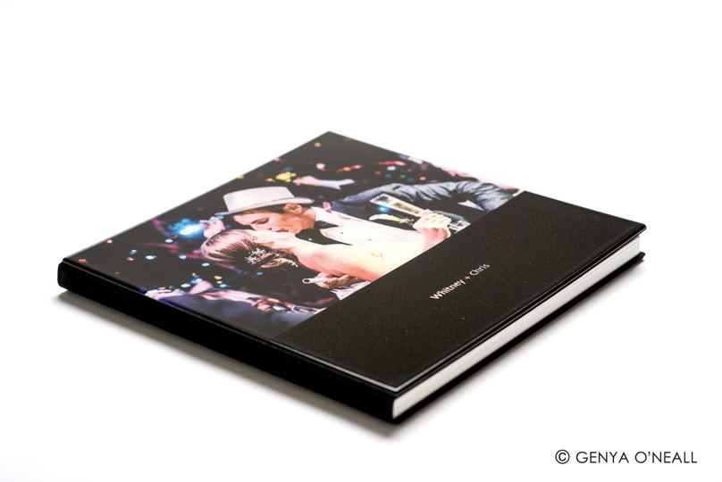 Sophistication and style best describe the Cosmopolitan Album, by AsukaBook.  These acrylic cover...