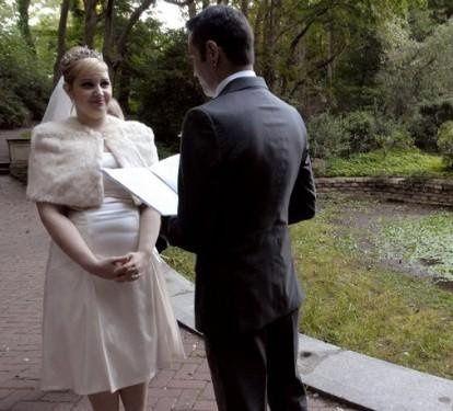 Sunset Wedding at Prospect Park, Brooklyn, NY, Vale of Kasmir
