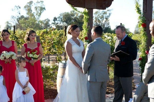 Tmx 1416854820825 0300josh And Nicolle Wedding Temecula wedding officiant