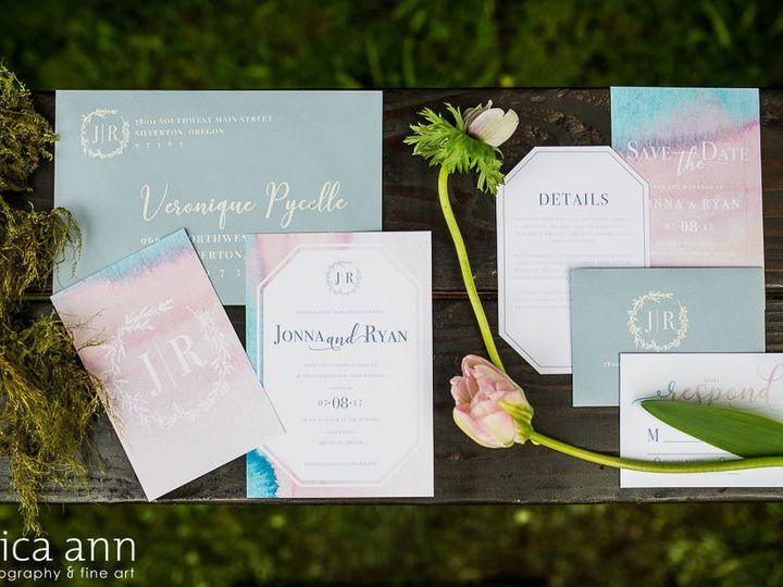 Tmx 1527719603 E2d61abb9b00b5f6 1527719602 Eb5d4802d4efa079 1527719597472 4 Watercolor 65 Wilsonville, OR wedding planner