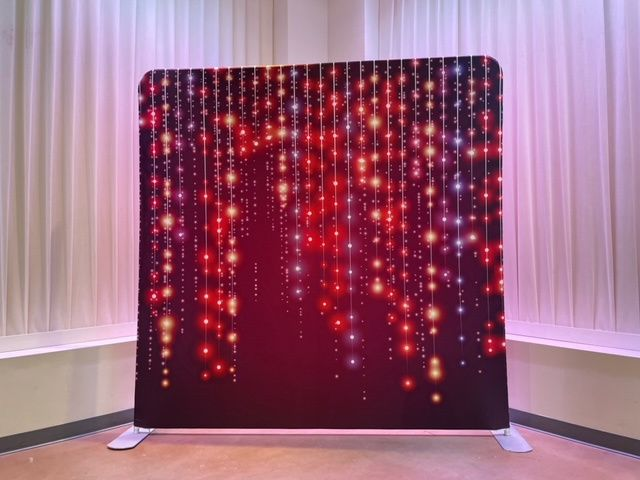 2021 Photo booth Backdrop