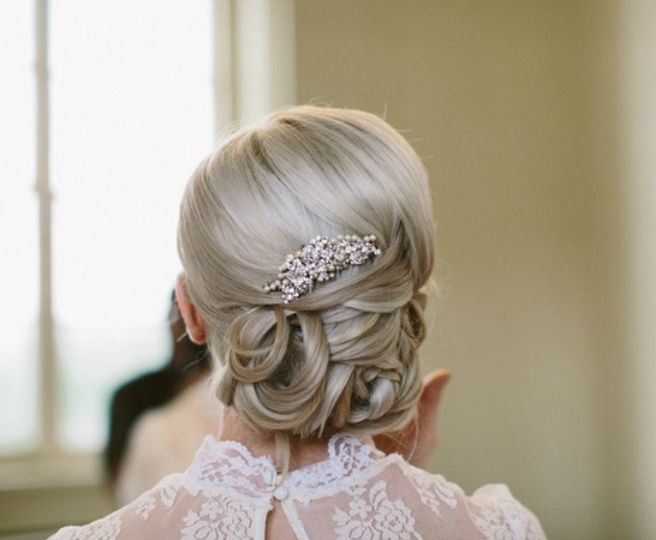Beautiful hair accessory