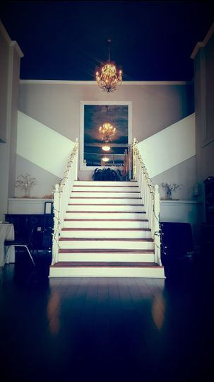 All eyes are on the bride as she makes her way down this Grande Staircase. Solo or escorted, she's...