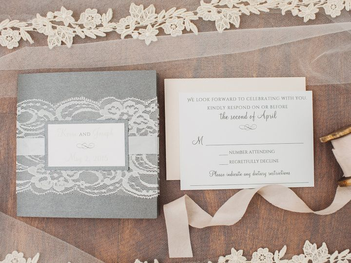 Tmx 1449260490 6e142ec3a9361519 Kk S 2 Brandy Station, District Of Columbia wedding invitation