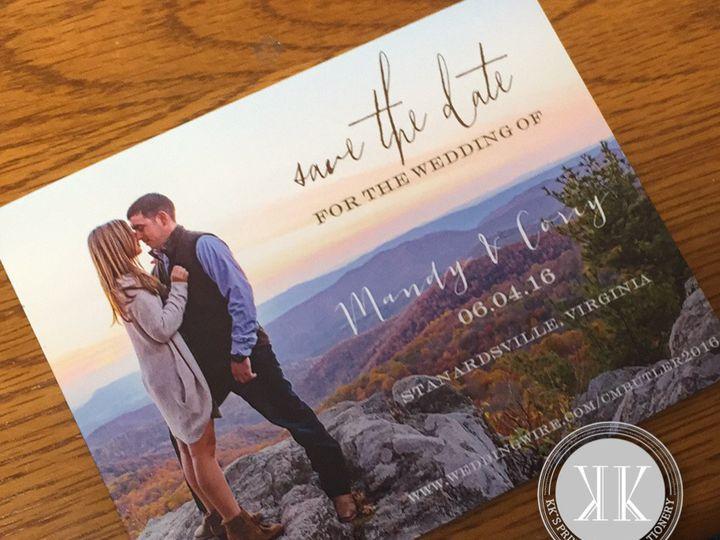 Tmx 1504314300729 Img4802 Brandy Station, District Of Columbia wedding invitation