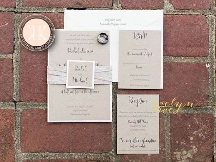 Tmx 1504314663009 Img5535 Brandy Station, District Of Columbia wedding invitation