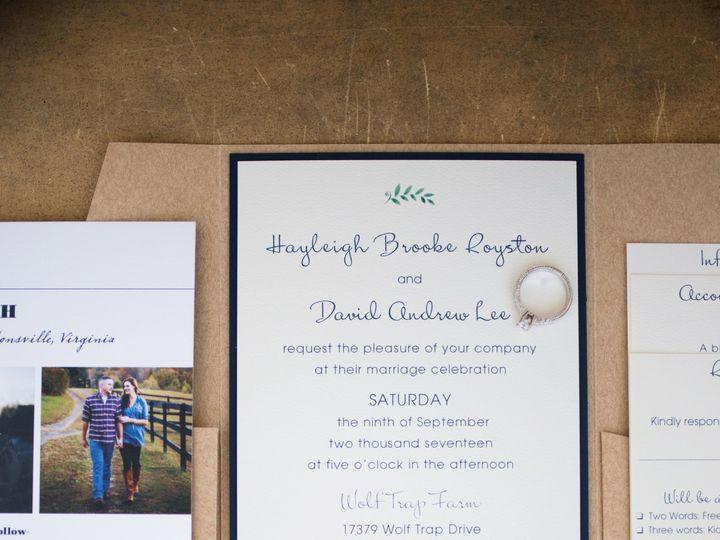 Tmx Hayl Wed 24 51 612078 160427676976556 Brandy Station, District Of Columbia wedding invitation