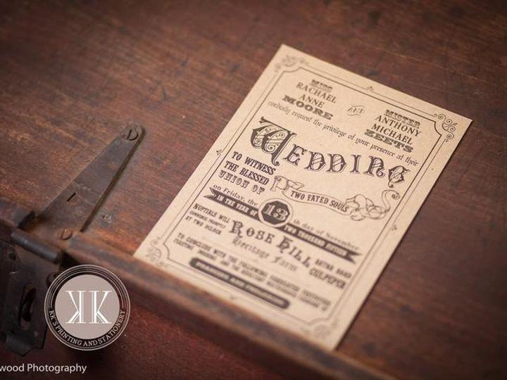 Tmx Image 6a20789f E09b 4ab1 8802 A1324b636b66 720x 51 612078 160427677360954 Brandy Station, District Of Columbia wedding invitation
