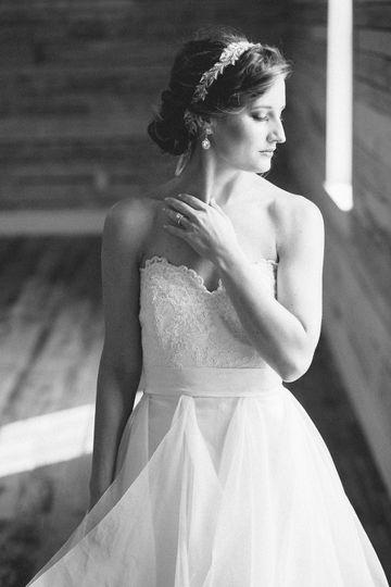 Black and white photo | Photo Credit: Abigail Malone