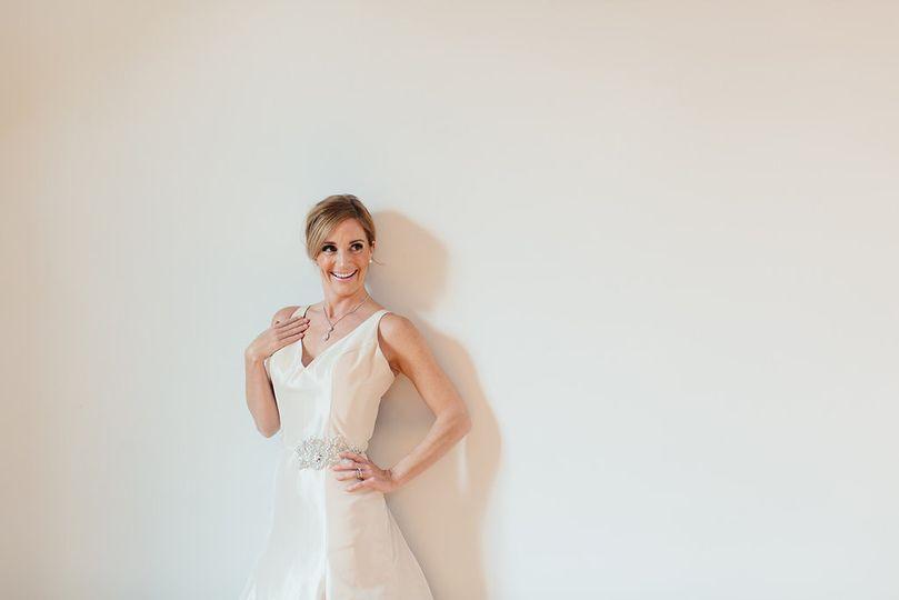 Sleeveless dress | Photo Credit: Abigail Malone