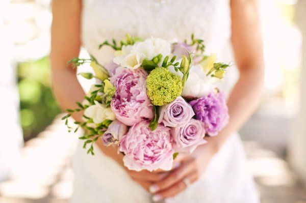 Bridal Bouquet Designed by Amy Ling Events