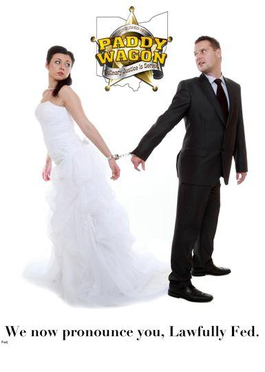 wedding flyer