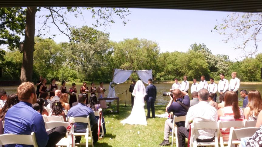 Wedding ceremonny