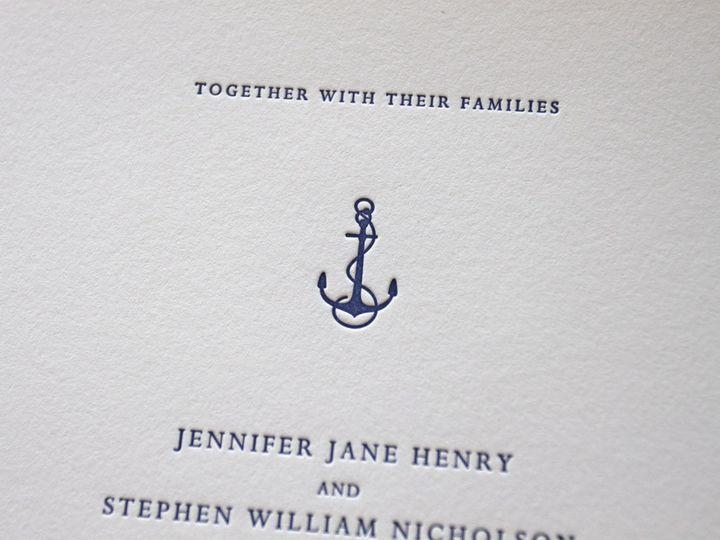 Tmx 1483582436773 Boatyard Yacht Wedding Invitation Seaside Durham wedding invitation