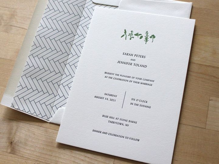 Tmx Farm To Table Letterpress Wedding Invitation 51 165078 159162205262725 Durham wedding invitation