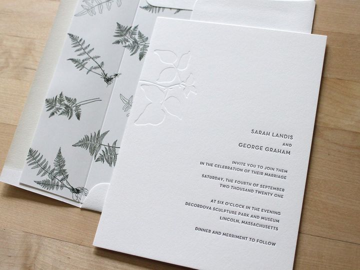 Tmx Ivy Leaf Letterpress Wedding Invitation 51 165078 159162211068627 Durham wedding invitation