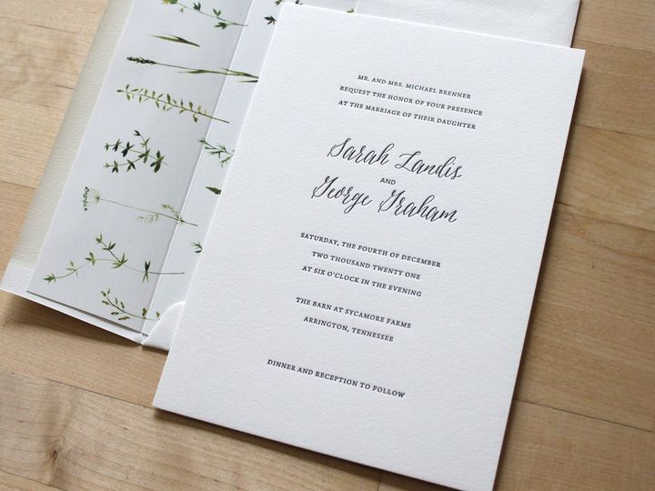 Tmx Scripted Names Letterpress Wedding Invitation 51 165078 159162213046043 Durham wedding invitation