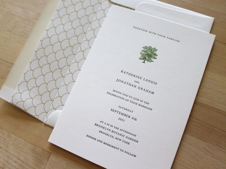 Tmx Tree Letterpress Wedding Invitation 51 165078 159162213493431 Durham wedding invitation