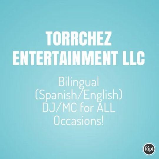 We are Torrchez Entertainment, LLC