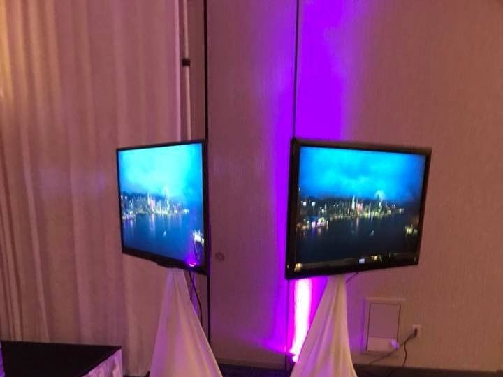 Tmx Flat Screen Tv Set Up 51 606078 1568772537 Woodbridge, VA wedding dj