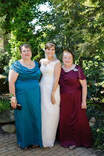 Mary and both of her moms