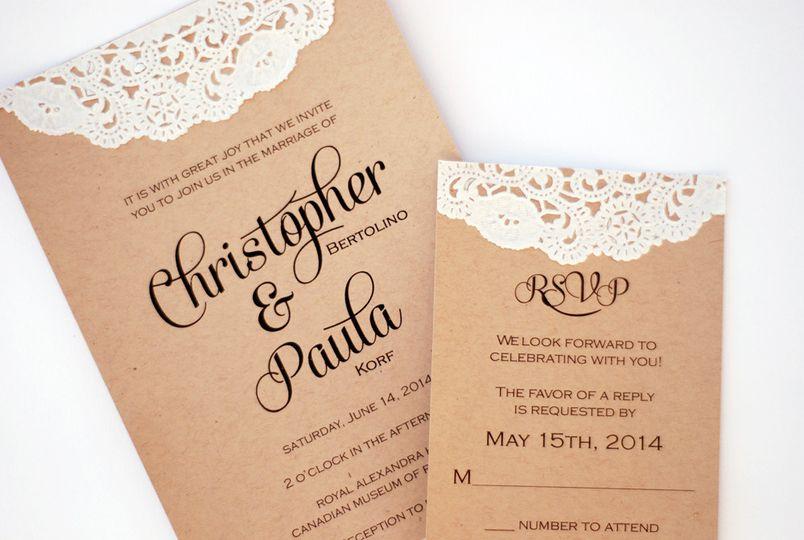modern rustic invitation 3