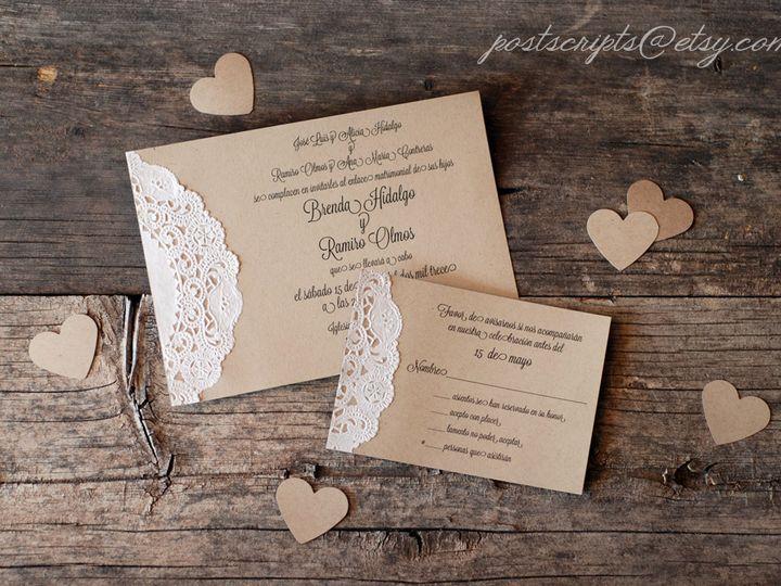 Tmx 1424706243207 Doily Invitation And Rsvp Final Web Coaldale wedding invitation
