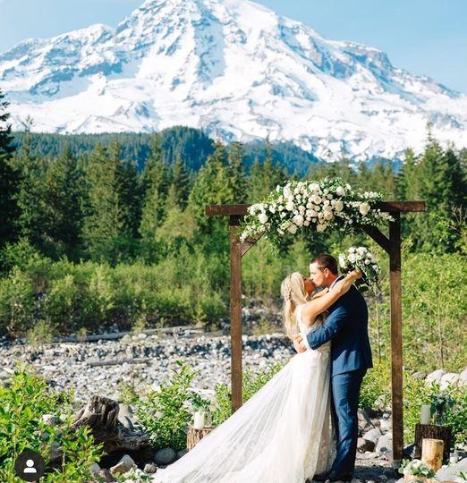 Mt Rainier Arbor, Bouquet