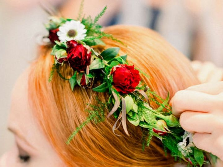 Tmx Flower Crown Red 51 1008078 1568591351 Coeur D Alene, ID wedding florist