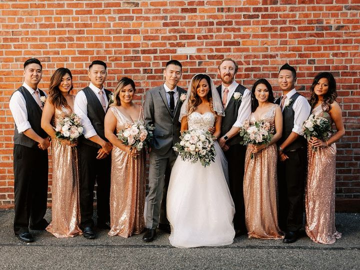 Tmx Haley Bridal Party 51 1008078 Coeur D Alene, ID wedding florist