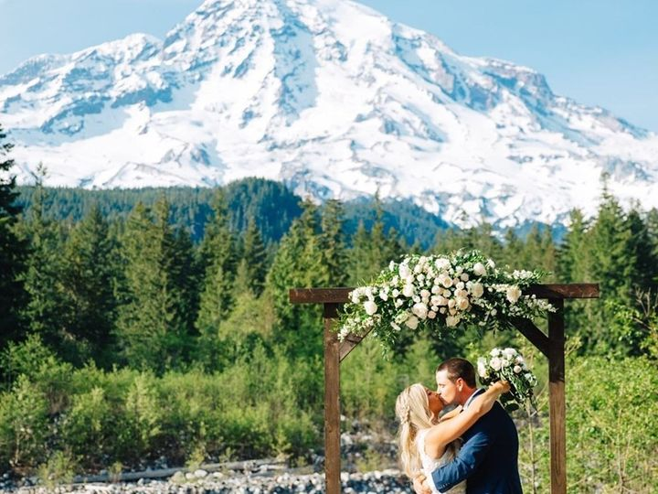 Tmx Mine Mt Rainier Arbor 51 1008078 1568592323 Coeur D Alene, ID wedding florist