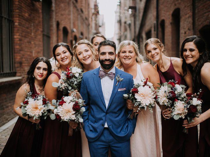 Tmx Ronnie 9 51 1008078 Federal Way, WA wedding florist