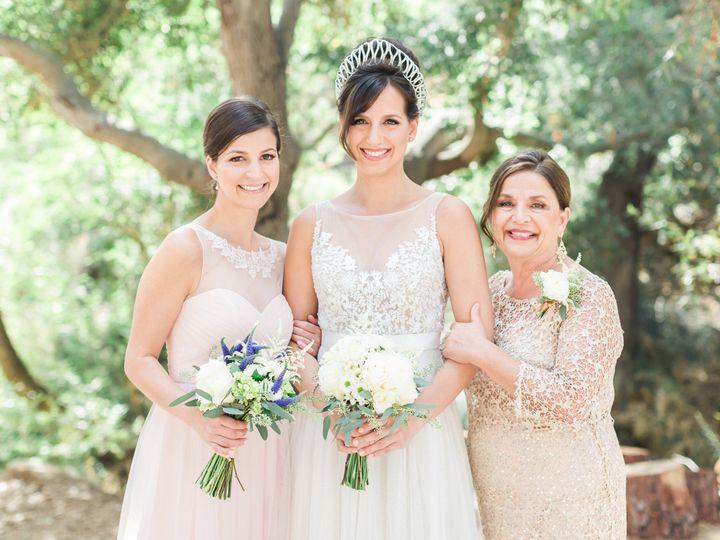Tmx 1428358216795 Helenpaulweddingfamilybridalpartyportraits 35 Van Nuys, California wedding beauty