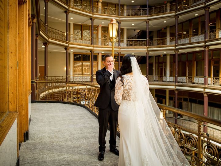 Tmx Hyatt Regency Cleveland First Look 51 120178 158274378095697 Cleveland wedding venue