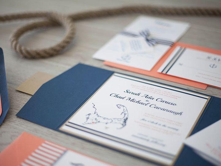 Tmx 1444325679298 Img5906 North Easton, MA wedding invitation