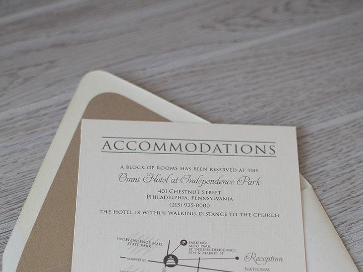 Tmx 1444325763838 Img6041 North Easton, MA wedding invitation